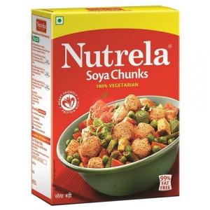 Nutrela Soya Chunks 200 gm