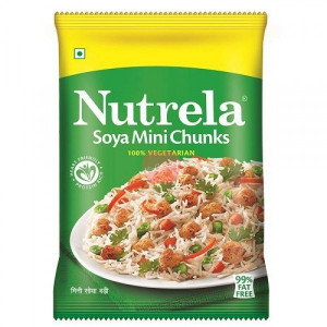 Nutrela Soya Chunks Mini 90 gm
