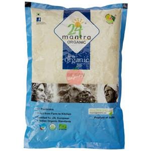 24 Mantra Organic Besan 500 gm