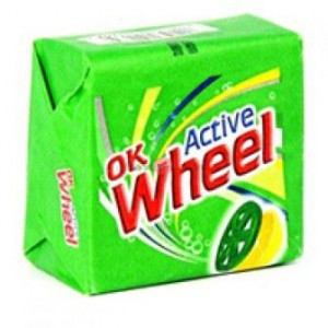 Ok Wheel Active Bar 150gm