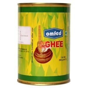 Omfed Ghee 1ltr