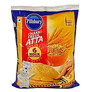 Pillsbury Atta - Chakki Fresh 5 Kg