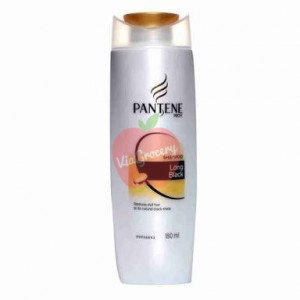 Pantene Long Black Shampoo 72ml