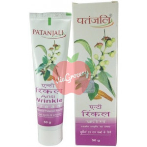 Patanjali Anti Wrinkle Cream 50gm
