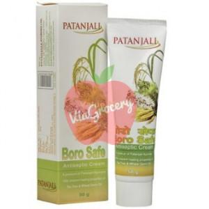 Patanjali Boro Safe Antiseptic Cream 50gm