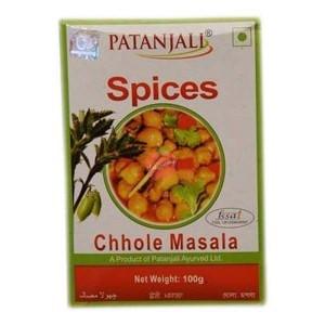 Patanjali Chhole Masala 100gm