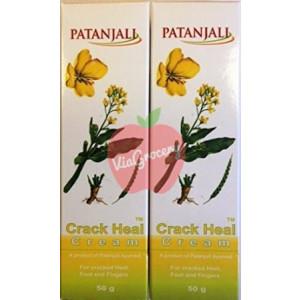 Patanjali Crack Heal Cream 50gm