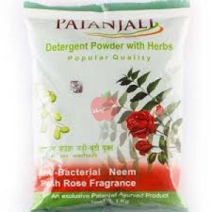 Patanjali Detergent Powder With Herbs 1kg