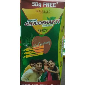 Patanjali Herbal GlucoShakti 125gm(50gm Free)