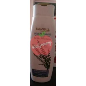 Patanjali Kesh Kanti Milk Protein Shampoo 200ml