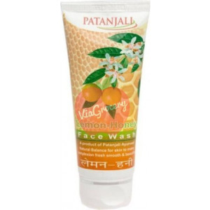 Patanjali Lemon Honey Face Wash 60ml