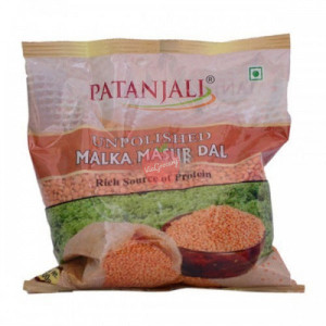 Patanjali Malka Masoor Dal 500 gm