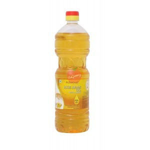 Patanjali Rice Bran Oil Bottle 1ltr