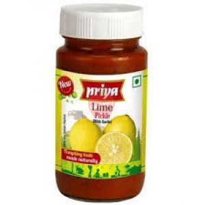 Priya Lime Pickle 300gm