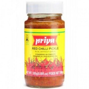 Priya Red chilli Pickle 300gm