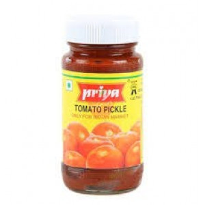 Priya Tomato Pickle 300gm