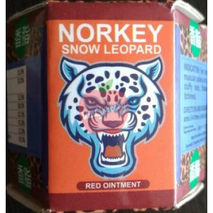 RMCL Norkey Snow Leopard Red Ointment 18gm
