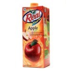 Real Fruit Juice Apple 1ltr