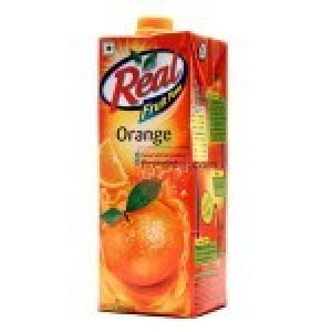 Real Fruit Juice Orange 1ltr