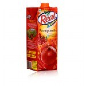 Real Fruit Juice Pomegranate 1ltr