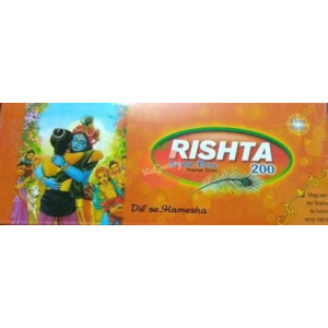 Rishta Sandal 200 Incense Stick 65gm