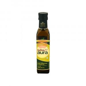 Saffola Aura Extra Virgin Flaxseed Olive Oil 250ml
