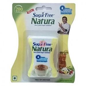 Sugar free Natura 200 Pcs