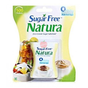 Sugarfree Free Natura 500pcs