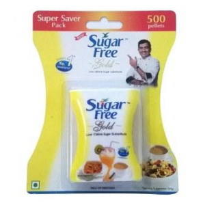Sugarfree Gold Sweetener Tablets 500pcs