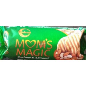 Sunfeast Moms Magic Cashew & Almond 74gm