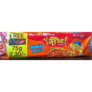 Sunfeast Yippee Magic Noodles 420gm(Free Dark Fanatasy 75gm)