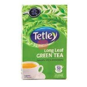 Tetley Long Leaf Green Tea  250gm