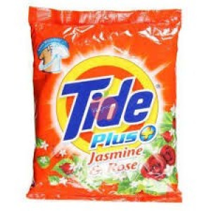 Tide Detergent Powder Jasmine & Rose 1kg