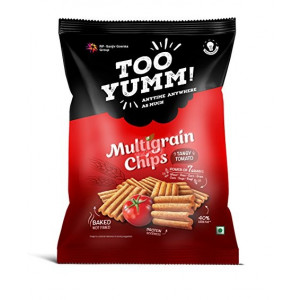 Too Yumm Multigrain Chips Tangy Tomato 60gm