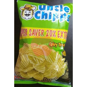 Uncle Chipps Spicy Treat 60gm