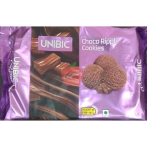 Unibic Choco Ripple Cookies 200gm