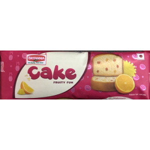 Britannia Fruity Fun Nonveg Cake 45gm