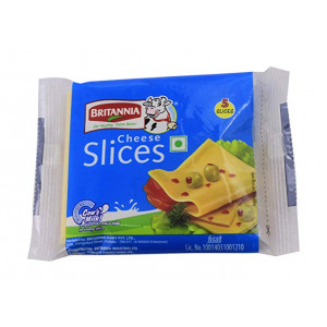 Britannia Cheese - 5 Slices 100gm