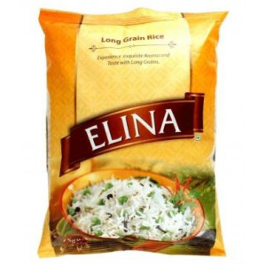 Elina Long Grain Rice 1kg(Buy 1 Get 1 Free)
