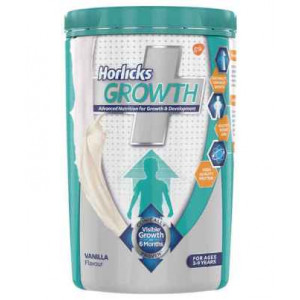 Horlicks Growth Plus Vanila 400gm