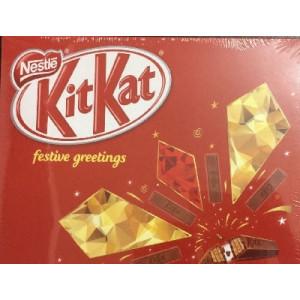 Nestle Kitkat Festive Greetings 109.8gm