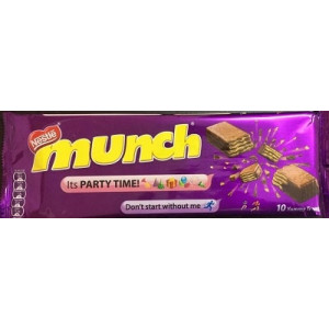Nestle Munch Party Pack 72gm