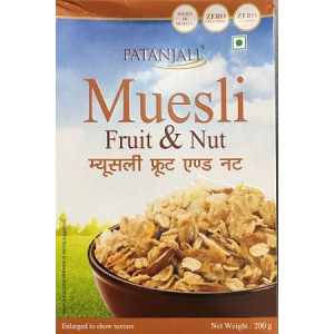 Patanjali Museli Fruit and Nut 200 gm