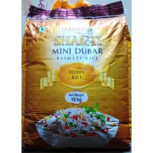 Patanjali Shakti Mini Dubar Basmati Rice 10kg