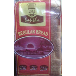Sajitha Regular Bread 200gm