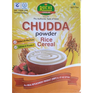 Ruchi Chuda Powder Rice Cereal 500gm.