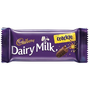 Cadbury DairyMilk Crackle 36 gm